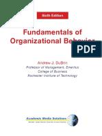 Andrew J. DuBrin - Fundamentals of Organizational Behavior (2019, Academic Media Solution).pdf