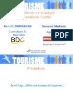 présentation CCI NICE stratégie Facebook