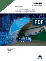 Method Statement - Masterseal 345 REV D.pdf