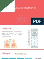 Tuberculosis pulmonar _)