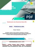 6. Presentasi 6. Slide K3 & SOP