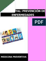 PREVENCIÓN DE ENFERMEDADES TATIANA GORDILLO