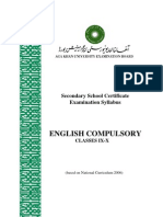 English Compulsory