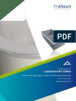 TB_FRIDURIT-Laboratory sinks