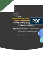 Act 1 El desarrollo científico y tecnológico en Mx.docx