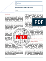 Standard Essential Patents Singhania!.pdf