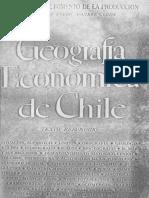 Geografía Economica de Chile