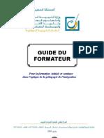 Guide Formateur Pedagogie Integration Version Fr