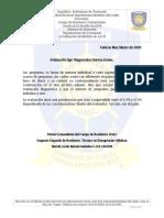 Instrucciones Evaluación Diagnostica