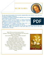 20 LA PEQUEÑEZ DE MARIA