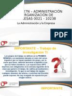 2019-2-1 PRIMERA_SEMANA_La Administración y la Empresa.pptx