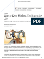 How to Keep Workers Healthy on the Job - WSJ.pdf