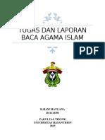 Soal Jawaban Agama Islam