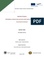 Silvia Bellon Sanchez.GEMMA thesis