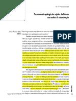 MALUF, Sônia W. Por uma antropologia do sujeito_Da pessoa aos modos de subjetivação