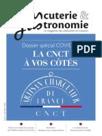 Charcuterie & Gastronomie - n°454 - Avril 2020
