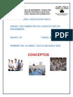 conceptos EF