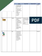 [A4] Waterproof Paint Summary List