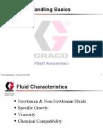 2.  Fluid Characteristics