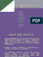 2-Preparation of Ayurvedic Formulation