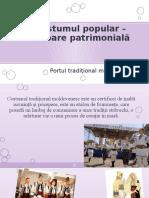 Costumul popular – valoare patrimonială.pptx