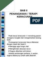 PP Bab 2 Penanganan Keracunan Toksikologi 2020.pptx