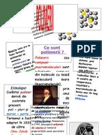 polimeri si cauciucuri