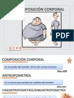 Composición Corporal Especialización