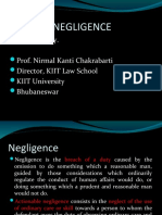 Presentation on medical negligence