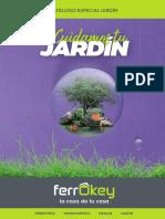 Ferrokey Cuidamos Tu Jardin - Catálogo jardín FerrOkey La Llave 2020