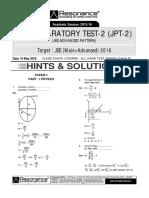 15-05-16_SOLUTION_JPT-2(Adv)-PCM