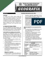tema geografia y desarrollo de actividades
