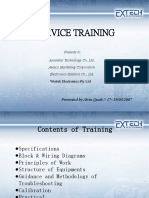 Extech Service Training Es as Ave Wes 070417