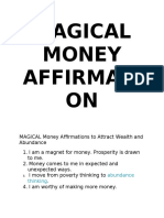 MAGICAL MONEY AFFIRMATION.docx