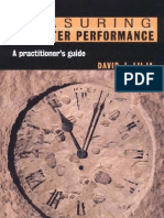 Measuring Computer Performance