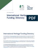 International-Funding-Directory