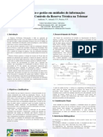 Prototipo de Banco de Dados da TELEMAR 2007 - Poster