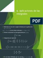 6. Aplicaciones de Las Integrales (2)