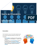 IFE Innovations -  Wednesday 11.12.2019