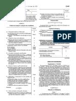 Regulamento n.º 252-2018 - Especializações