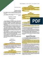 Regulamento n.º 1126-2016 - Regulamento Disciplinar