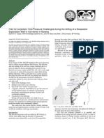 Pore Pressure in Deepwater Norway_SPE Paper 79848 Plan for Surprises