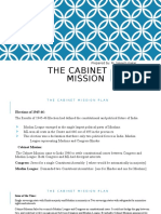 The Cabinet Mission