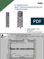 AULA 02 - EEC - Reservatórios elevados