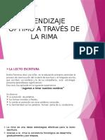 Diapositiva Rima