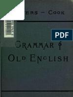 Eduard Sievers - An Old English Grammar (1887)