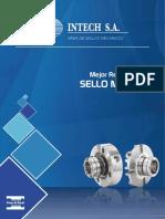 Brochure Sellos Mecanicos FAS