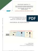 """Análisis Arqueológico de los Alzados de la """"Torre del Palomar"""" (Retes de Llanteno, Ayala, Álava)"""