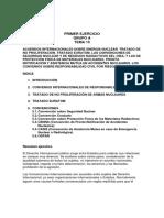 Tema 1-A.2-7 (2015) Acuerdos internacionales