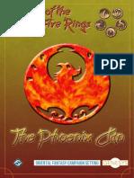 Phoenix - L5R to Genesys
